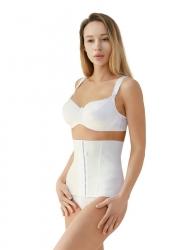 Пояс для женщин ФЭСТ размер 80-105, белый