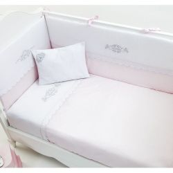 Постельное белье FUNNABABY Princess (Фаннабэби Принцес) 5 предметов 120*60