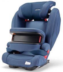 Автокресло Recaro Monza Nova IS, гр. 1/2/3, расцветка Prime Sky Blue