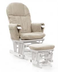 Кресло-качалка Tutti Bambini (Тутти Бамбини) GC35 White/cream