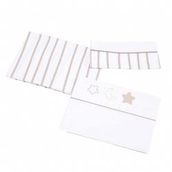 Постельное белье Micuna Bubu (Микуна Бубу) 3 предмета 120*60 TX-821