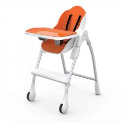 Стульчик Кокон Oribel  (Орибел) для кормления апельсиновый OR200-90006