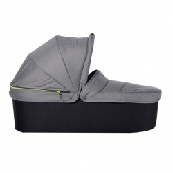 Люлька для коляски TFK QuickfiX Twin (ТФК Твин) Tap DuoX Carrycot Quite Shade T-45-315