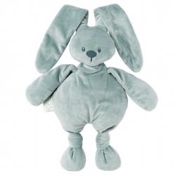 Игрушка мягкая Nattou Soft toy (Наттоу Софт Той) Lapidou Кролик coppergreen 878203
