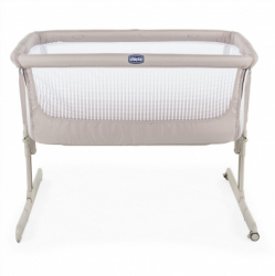 Кроватка Chicco Next2Me Air {Dark Beige}