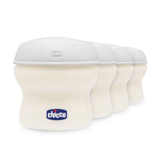 Контейнеры Chicco Step Up для хранения молока