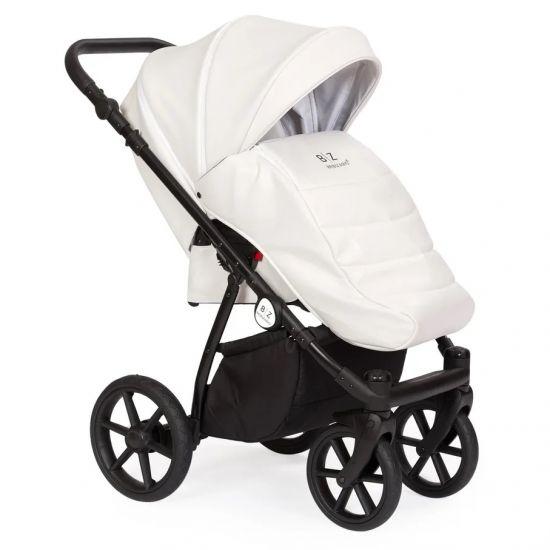 Детская коляска прогулочная BEBIZARO SPORT WHITE